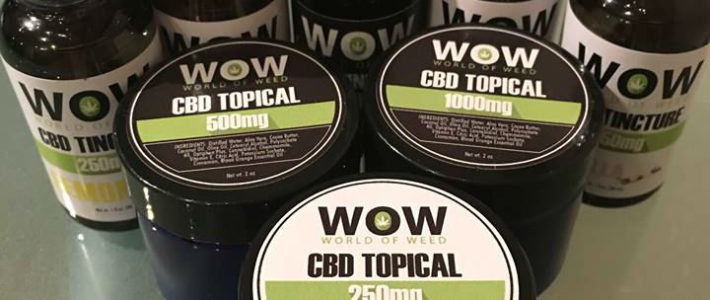 World of Weed CBD is Your Source for High-Quality CBD Products